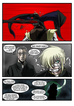 Excidium Chapter 11: Page 19 by RobertFiddler