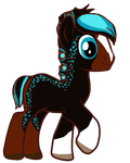 Ares MLP Page Doll by AhernStables