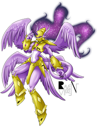 [C] Eclipsedramon Astral Mode by allocen