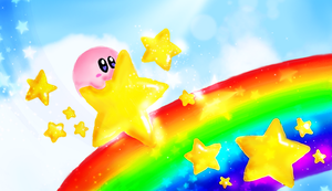Somewhere Over The Rainbow by troisnyxetienne