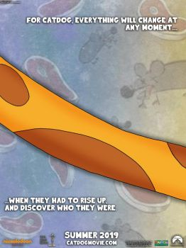 CatDog's Big Picture Show - Teaser Poster by RDJ1995