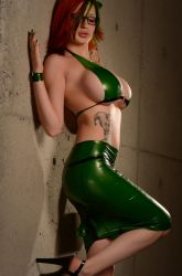 I Love Green by Ariane-Saint-Amour