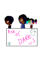 ASK OR DARE US by Cutsiepi
