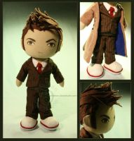 Tenth Doctor by pheleon