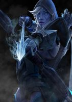 Drow Ranger - DOTA2 by doneplay