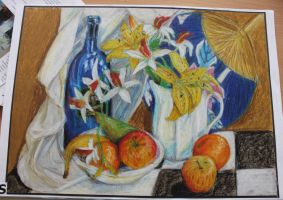 Final Still Life by marle-wer