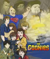 The Goonies by KajiMateria