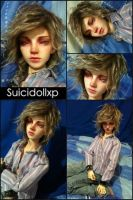 Edel faceup by suicidollxp