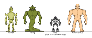 Template - Aliens and Sci-Fi 2 by Sleeping-Demons