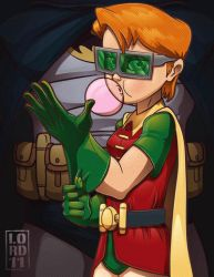Ace the Cloak by lordmesa