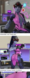 Widowmaker's Seat Pt 3 by roodedude