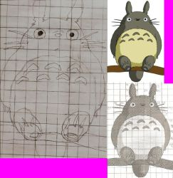 Totoro by goldenkiss