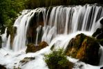 Jiuzhaigou Waterfalls - 1 by xdgrace