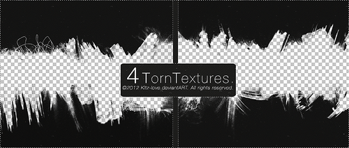 4-Torn-Textures. by Yeonseb