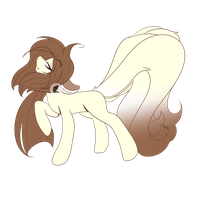 Kitsune Pony - Auction {OPEN} by curledcreations