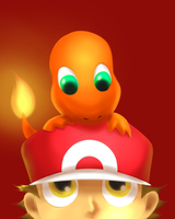 Charmander Origins by SparkAdam