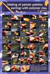 Fimo Palettes tuto by caithness-shop