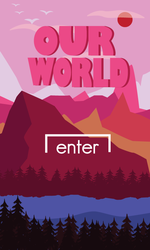 Ourworld concept by allyalltheway