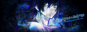 Gray Fullbuster by ShinigamiDesign