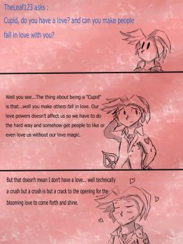 QnA with Cupid (Question 2) by redhatkid09