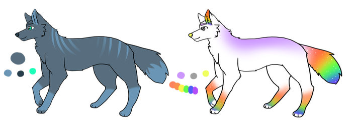 30 points adoptables OPEN by Aki-hay-Adopts
