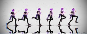 'Running' Pose Download Pack by CorruptedDestiny