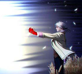 DGM: I'll be your beacon by Delila2110