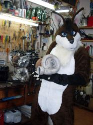 Turbocharger! by jlfurry
