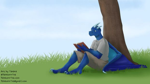 Chillreave Reading by PalehornTea