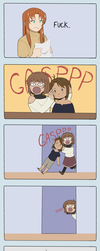 GASP by BearyCafe