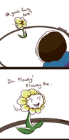 UT: A Determined Face by Sangled