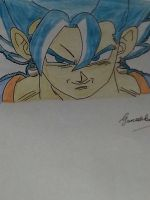 Call me Vegito super saiyan blue! by vegitoxxx