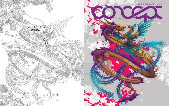 Concept Vol 33 - Peranakan by dr4g0nw1ngs