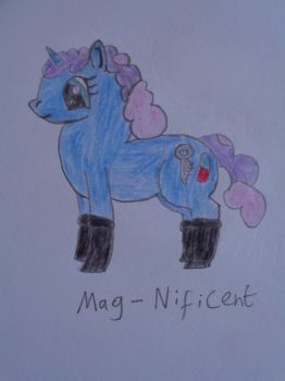 Mag-Nificent by woodywoodwood