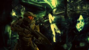 Halo 4: The Journey by Smyf