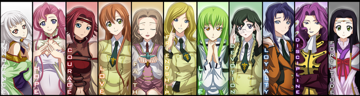 - Colors of Geass - by Suihara