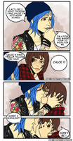 Kissing Ending comic by marilie7777