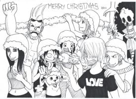 MERRY CHRISTMAS 2011 by P0nnu