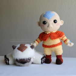 Aang :) by aphid777
