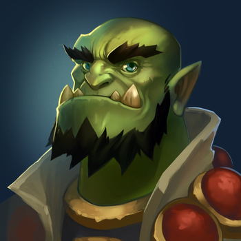 Thrall by funzee