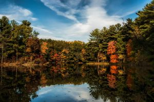 Autumn in Reflection by jjcpix