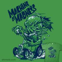 Machine of Madness by Heartattackjack