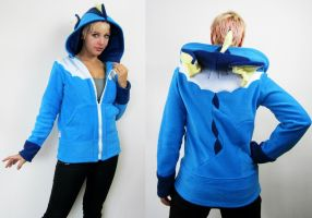 Evolution Water Hoodie! by Lisa-Lou-Who