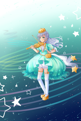Original: Pumpkin Stardust Mahou shoujo~ by Music-dog