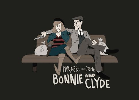 Bonnie and Clyde by PezZcado