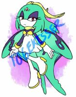 CLOSED Paypal Adoptable: Luna Moth by Togekisser