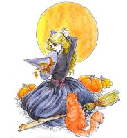 Witchy witch by janey-jane
