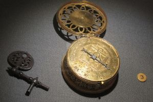Beautiful old pocket watch 2 by elodie50a