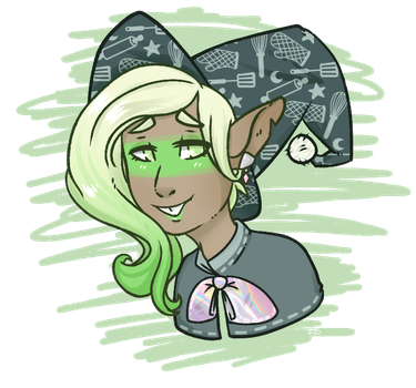 um...You're name is...Taako,PSYCHE THATS MY NAME by ZombiieBreath