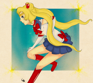 Sailor Moon by LargePenisImplant